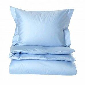 Gant Home Solid Sateen Duvet Light Blue