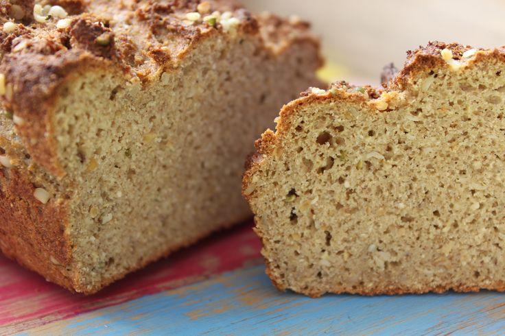 Low Carb Rezepte von Happy Carb: Low Carb Buttermilch-Kartoffelbrot - So langsam habe ich die Kartoffelfasern richtig lieb.