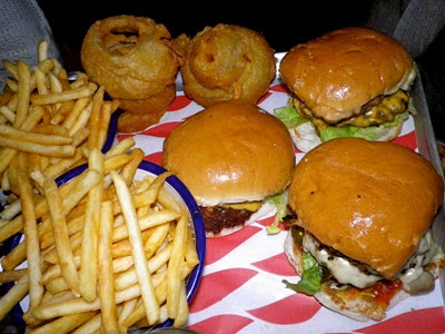 Meat Liquor - Probably the juiciest burger in London. Get ready for long queues at this hidden gem.