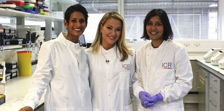 NEWS: Dr. Anastacia visited The Institute of Cancer Research headquarter in London, UK recently to learn more about the organization, a new breast cancer screening process developed by Professor Rahman (in collaboration with The Royal Marsden NHS Foundation Trust) and talked to Naga Munchetty about her own breast cancer experience. Find pictures and the interview at www.anastaciafanclub.com.pt