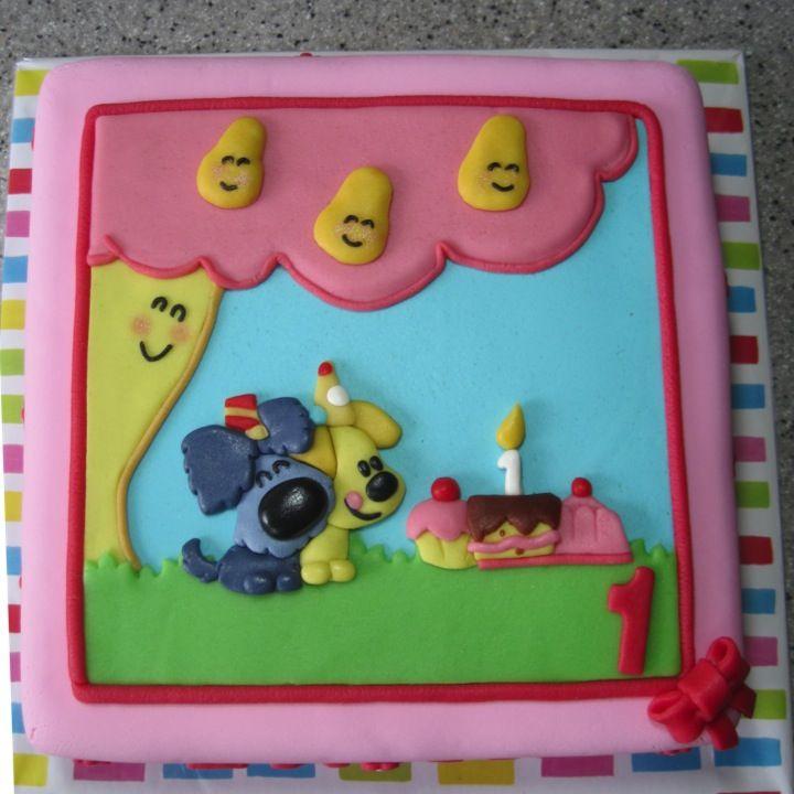 Kindertaarten gallerij   Annica's Cakes