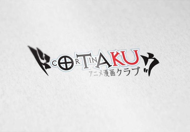 Diseño de Logotipo Cortina Otaku Santa Marta