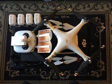 DJI Phantom 3 Professional Quadcopter Drone 4K Camera BUNDLE W/ LOTS OF EXTRAS!! #djiphantom3professional