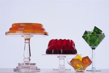 Everybody loves Jell-O, but no one knows where it comes from. See more enlightened desserts pictures.