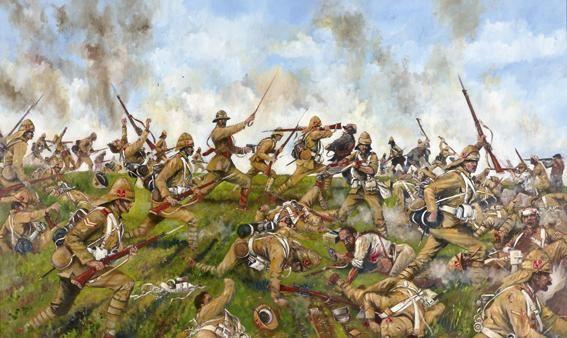 Spion Kop, Boer War Battle