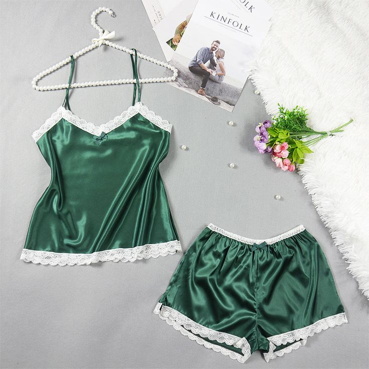 Aliexpress.com : Buy Womens Pajamas Lace Women Pajamas Set Clothing for Women Homewear Indoor Clothing Lady lovely Cute pajamas for women's Sleepwear from Reliable womens pajamas set suppliers on VLENATLNO Pajamas Store