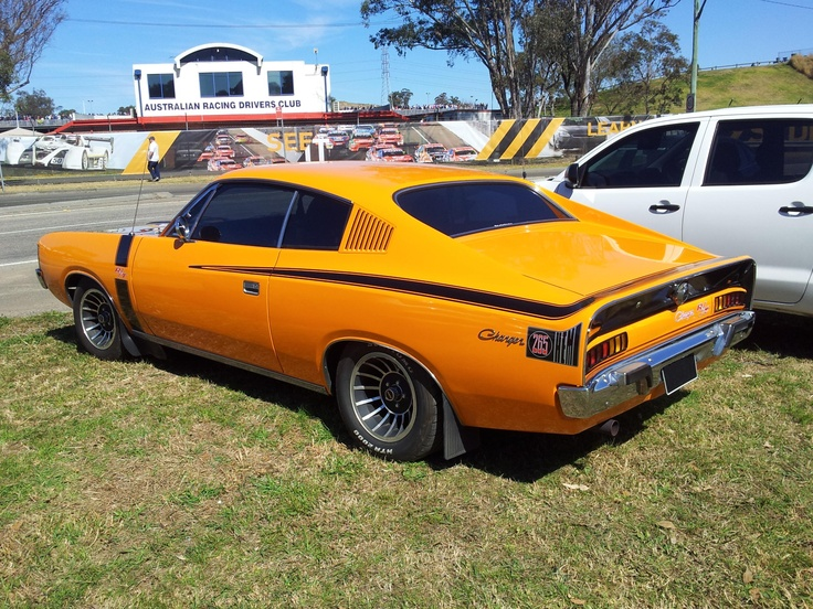 Valiant Charger, NSW, Australia