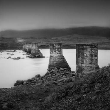 """Saatchi Art Artist Marcin Zuberek; Photography, """"Natural Deconstruction from the series: Strong Currents - Iceland 