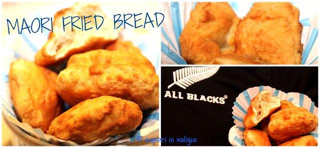 Sapori in valigia: Maori Fried Bread
