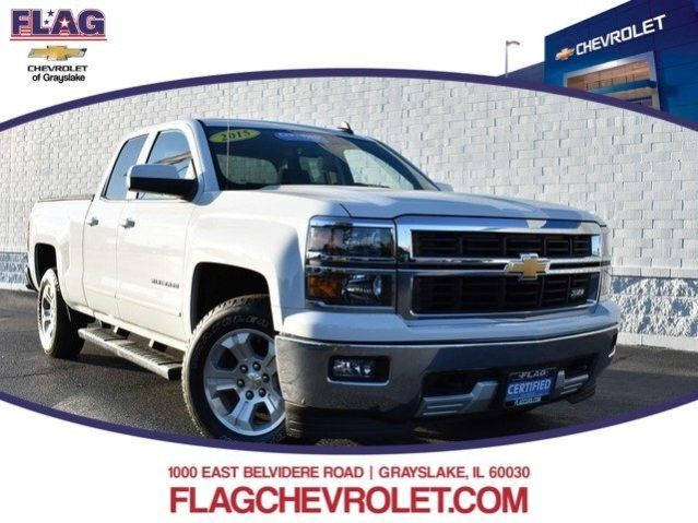 Check Out This Used 2015 Chevrolet Silverado 1500 Lt For Only