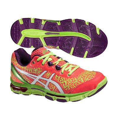 Asics Gel Netburner Pro 12 Netball Shoes