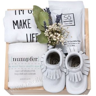 Special Arrival curated baby gift box