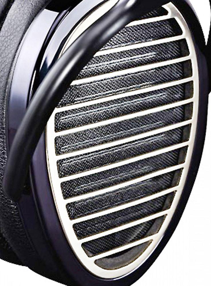 HiFiMAN Edition X Planar Magnetic Headphone - Inside Ear Cups