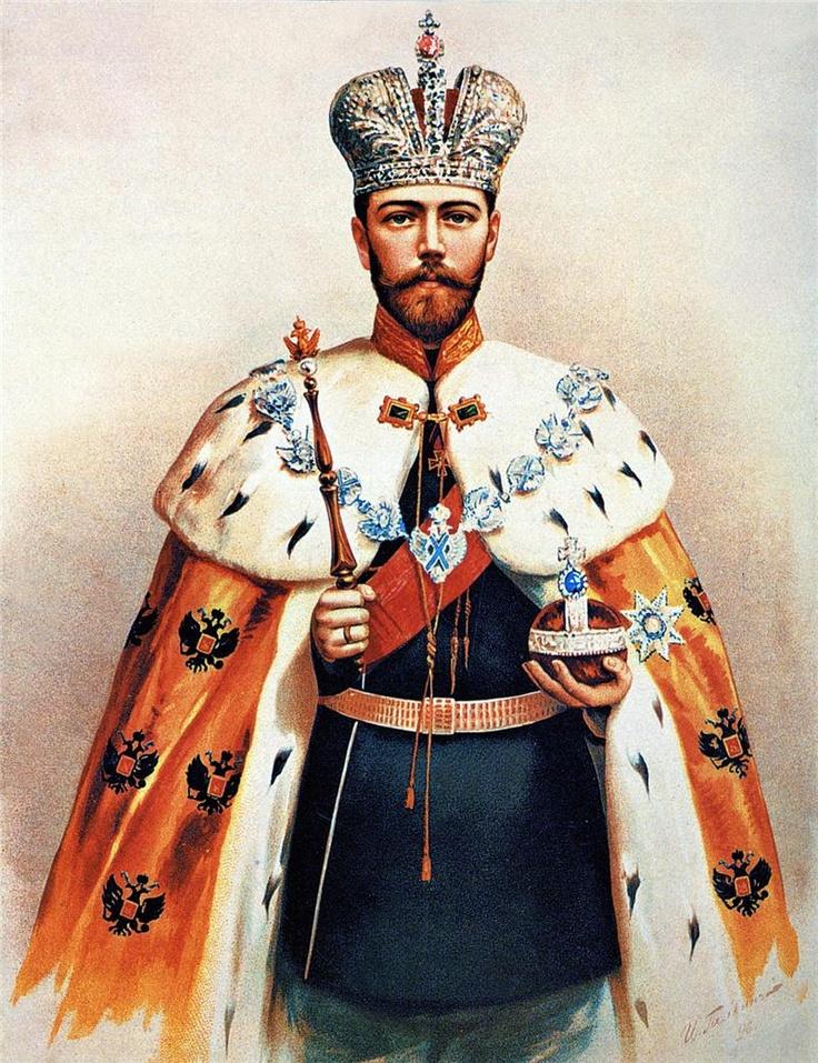 Russian Tsar 16