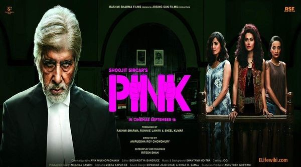 Pink 2016 Full Hindi Movie Watch Online Dvd