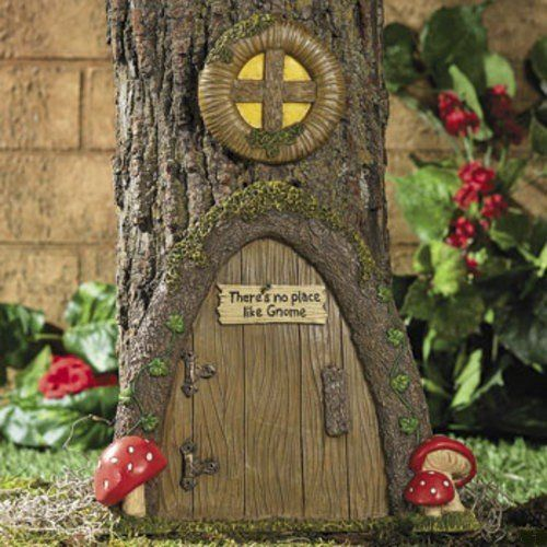 383 best images about fairy houses and miniature things on for Fairy doors for trees