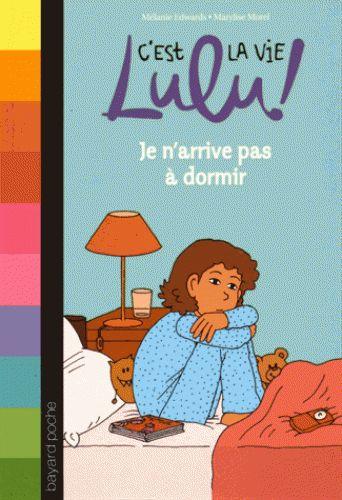 Deux soirées de suite, Lulu se couche tard... Mais ce n'est pas de sa faute, ses parents ne sont pas là, sa soeur papote au téléphone, et elle n'arrive pas à s'endormir.