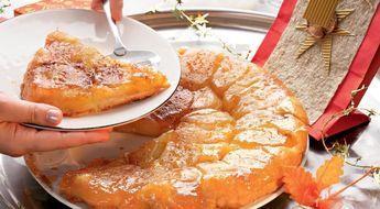 """Французский яблочный пирог """"Татен"""". Очень легкий и невероятно ароматный"""
