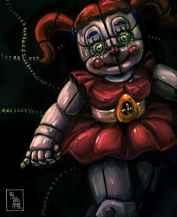 Circus Baby (FNAF Sister Location)- Pretend by ukalayla on DeviantArt