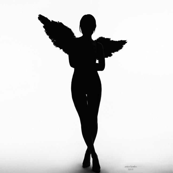 angel by anton komlev