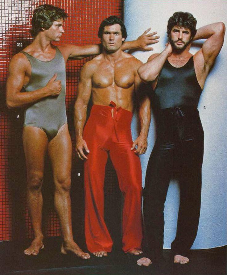 ¡Qué hombres! La peculiar moda masculina de los años 70 – NotiExpressColor