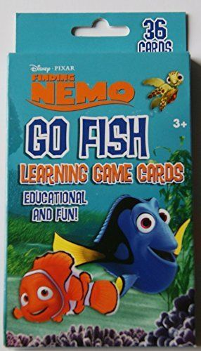 1000 ideas about finding nemo games on pinterest games for Go fish instructions