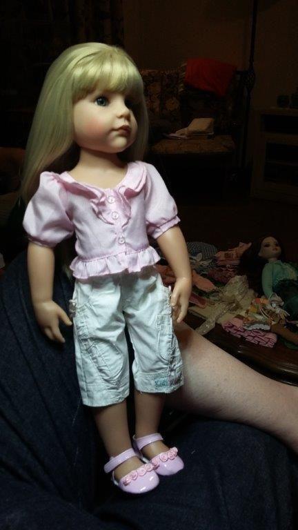 Gotz  Beatrix - Kidz n Katz outfit