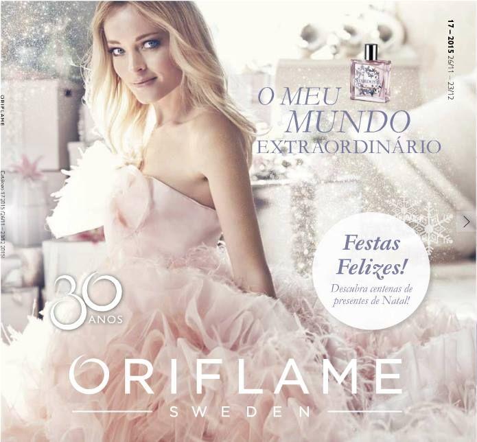 #oriflame #catalogooriflame17