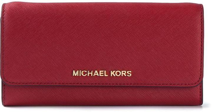 MICHAEL Michael Kors classic clutch on shopstyle.com.au