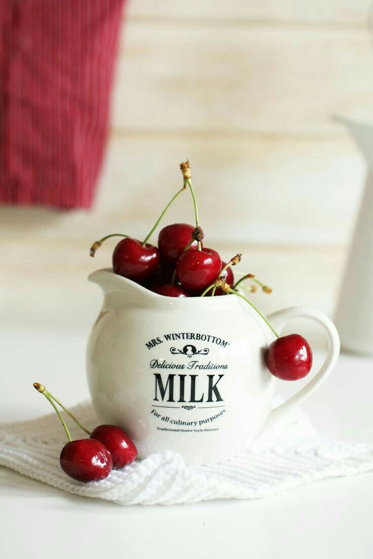 Pin By Renais Sanz On Life Is Just A Bowl Of Cherries Sweet Cherries Cherry Recipes Fruit