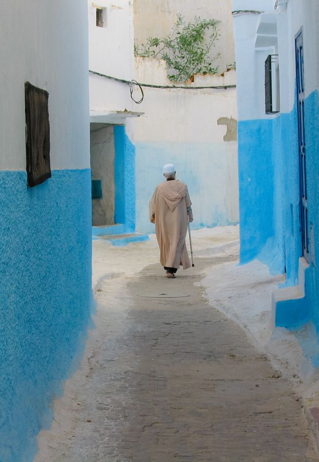 """""""Morocco - Rabat - Les Oudayas"""" by Amine Fassi"""