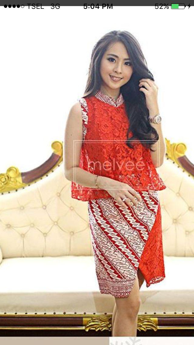 Pour le sarong