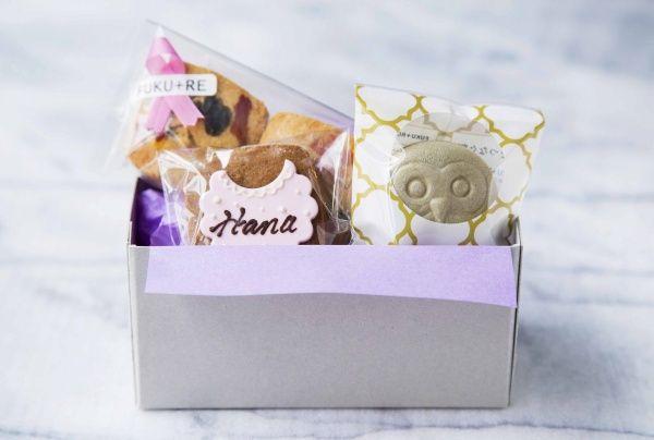 出産内祝い/焼き菓子ギフト_S 販売価格: 1,080円(税込)