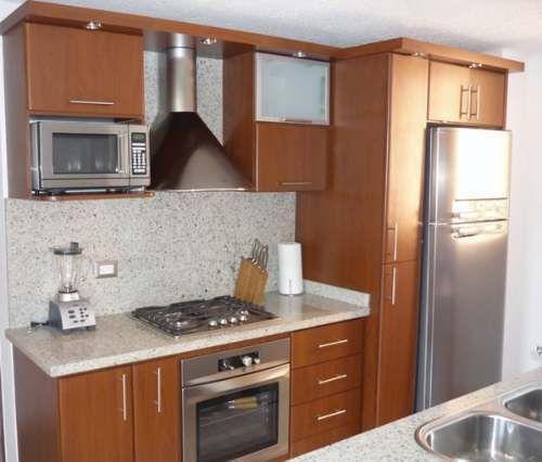 Las 25 mejores ideas sobre organizaci n de peque as for Cocinas para apartamentos pequenos