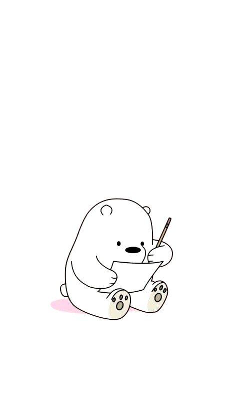Escandalosos Polar Tumblr In 2020 Bear Wallpaper We Bare Bears Wallpapers Cute Cartoon Wallpapers