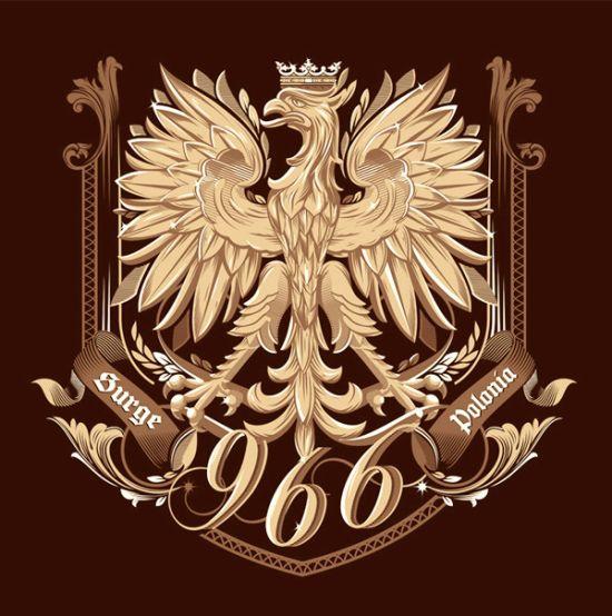 Surge Collection tee shirts eagle Polish Polandia Polska Logo tee shirts 6