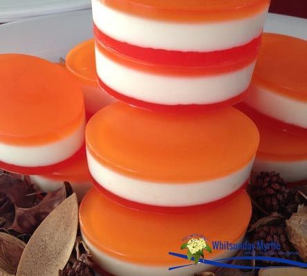 Sweet Orange Myrtle Body Bar