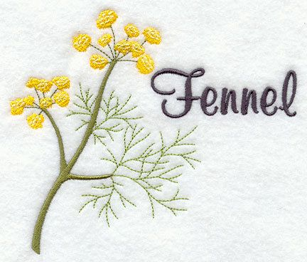 21 best embroidered herbs & spices images on pinterest | kitchen