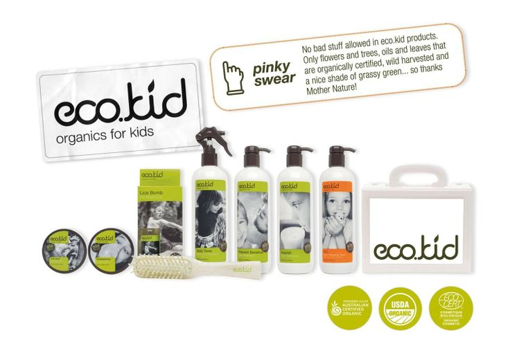 Nice #packaging for clean kids : ) PD
