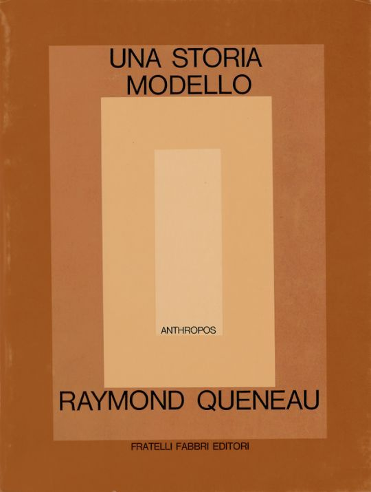 Vintage graphic design poster with a midcentury color palette of
