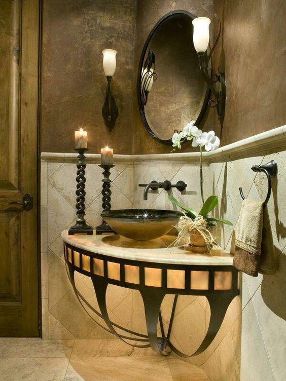 Fancy #bathroom Surprisingly Cute Home Decor Ideas Home Decor