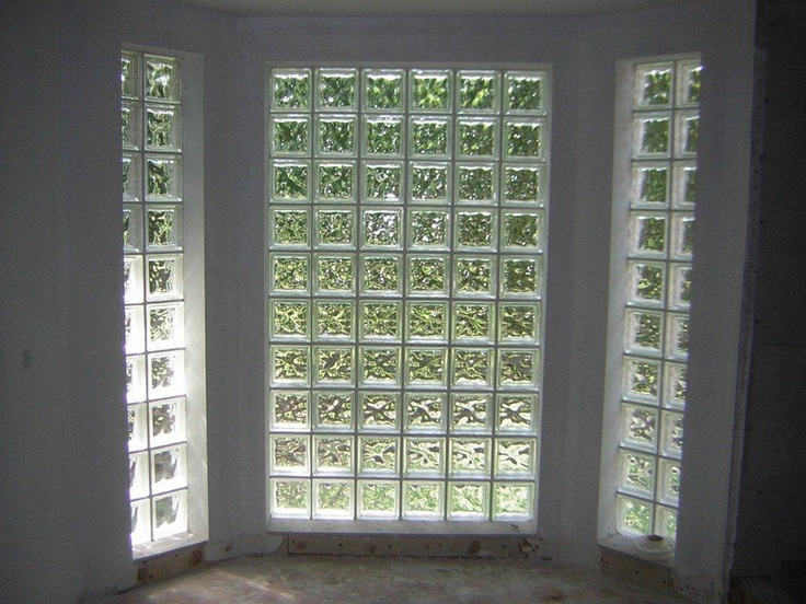 7 best images about glass masonry blocks on pinterest - Interior storm windows for old houses ...