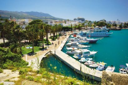 Kos Town - the first greek island I visited that started my love for greece