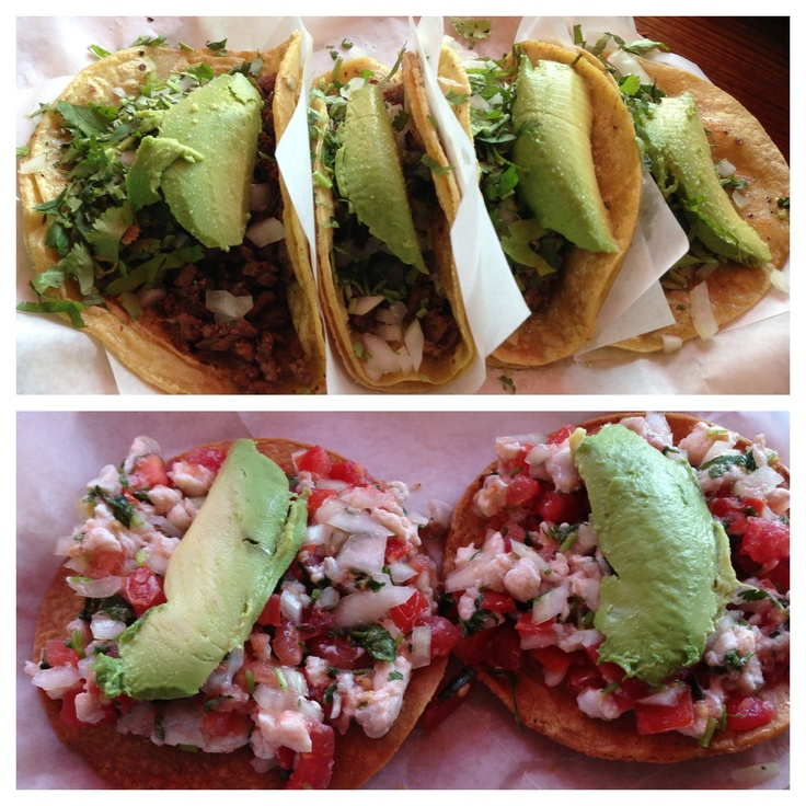 Mexican Ceviche Tacos Recipes — Dishmaps