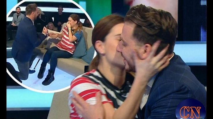 Dapper Laughs proposes live on Celebrity Big Brother to girlfriend Shell...