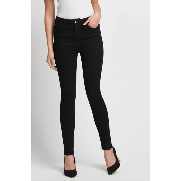 Black Skinny Jeans - Just Arrived - IMBRACAMINTE - FEMEI