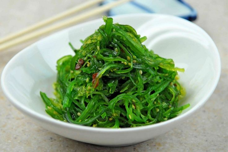 Great Street Runner | Food trend 2016: Seaweed