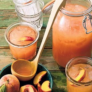 how to make peach vodka lemonade