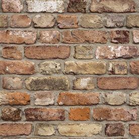 Vliesová omyvatelná tapeta na zeď FC2502, Cihly, Facade, Grandeco