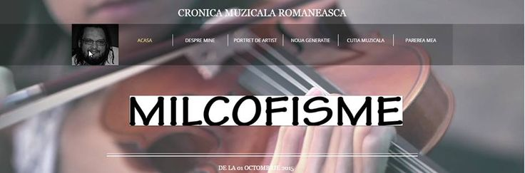www.milcofisme.com un site de cronica muzicala romaneasca